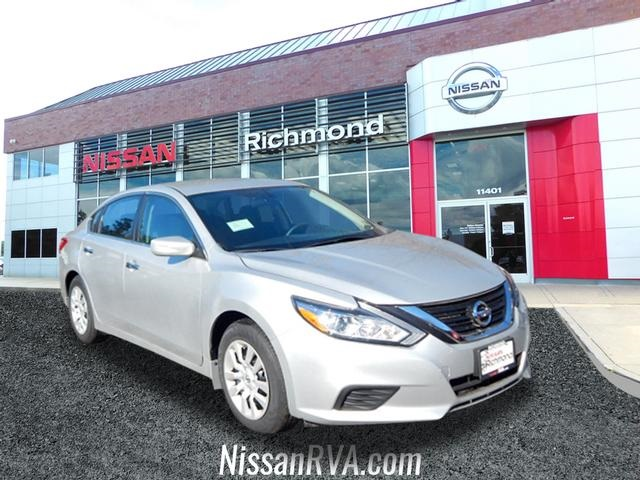 New 2017 Nissan Altima 2.5 S