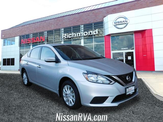 New 2016 Nissan Sentra SV 4D Sedan in Richmond #GY331148 ...