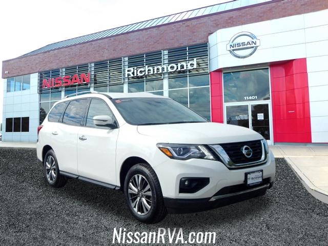 Certified Pre-Owned 2018 Nissan Pathfinder SV