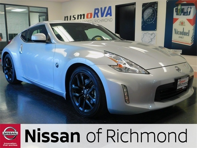 Certified Pre-Owned 2016 Nissan 370Z Base