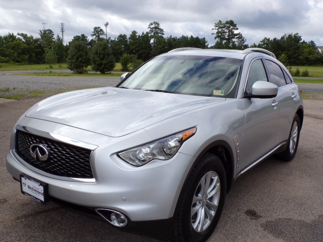 Pre Owned 2017 Infiniti Qx70 Base