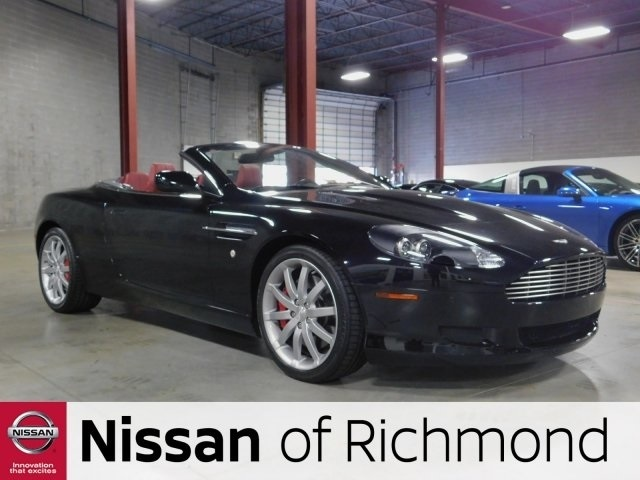 PreOwned Aston Martin DB Volante D Convertible In Richmond - Aston martin db9 pre owned