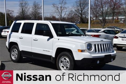 Pre-Owned 2016 Jeep Patriot Sport FWD 4D Sport Utility