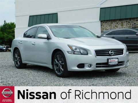 Pre-Owned 2012 Nissan Maxima 3.5 S FWD 4D Sedan