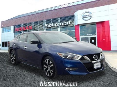 Pre-Owned 2018 Nissan Maxima 3.5 SV FWD 4D Sedan