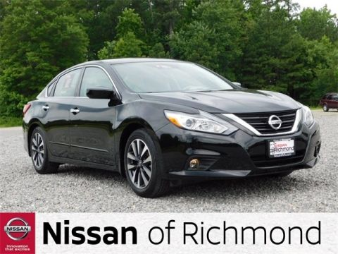 Pre-Owned 2016 Nissan Altima 2.5 SV FWD 4D Sedan