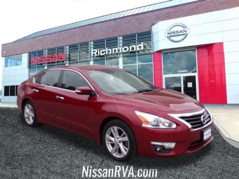 Pre-Owned 2015 Nissan Altima FWD 4D Sedan