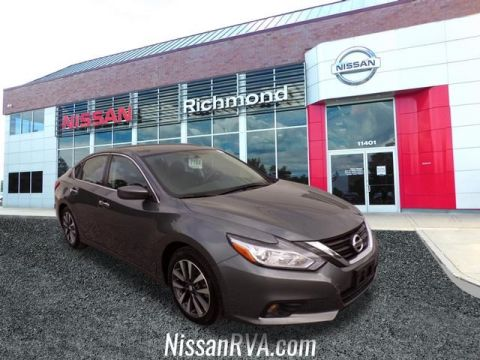 Pre-Owned 2017 Nissan Altima 2.5 SV FWD 4D Sedan