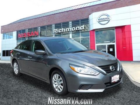 Certified Pre-Owned 2016 Nissan Altima 2.5