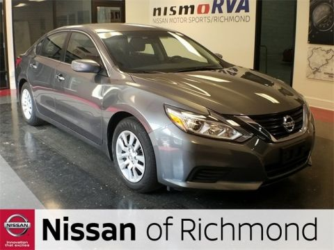 Pre-Owned 2017 Nissan Altima 2.5 S FWD 4D Sedan