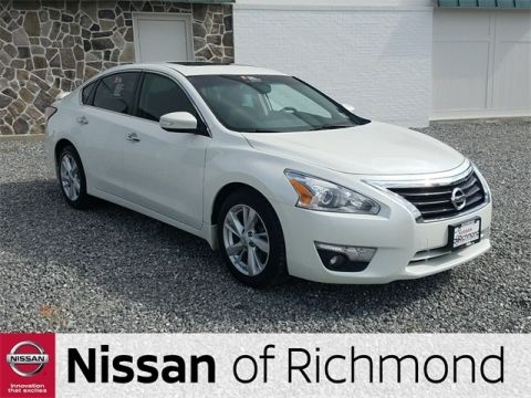 Pre-Owned 2015 Nissan Altima 2.5 SV FWD 4D Sedan