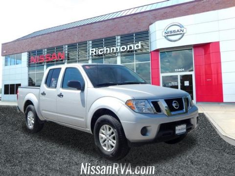 Pre-Owned 2018 Nissan Frontier S RWD 4D Crew Cab