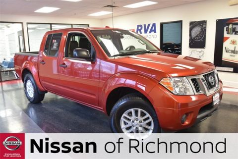 Certified Pre-Owned 2016 Nissan Frontier SV RWD 4D Crew Cab
