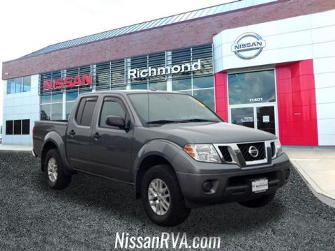 Pre-Owned 2016 Nissan Frontier SL 4WD