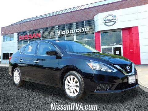 Certified Pre-Owned 2018 Nissan Sentra SV