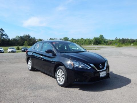 Pre-Owned 2018 Nissan Sentra SV FWD 4D Sedan