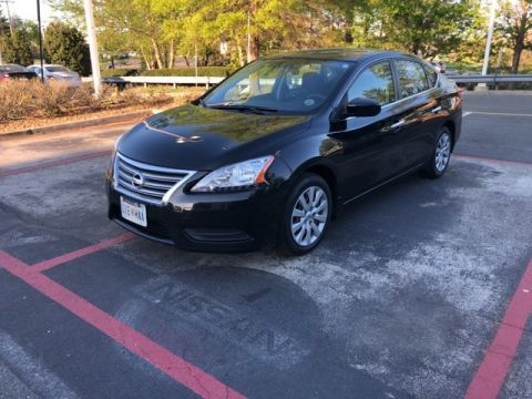 Pre-Owned 2013 Nissan Sentra FE+ S