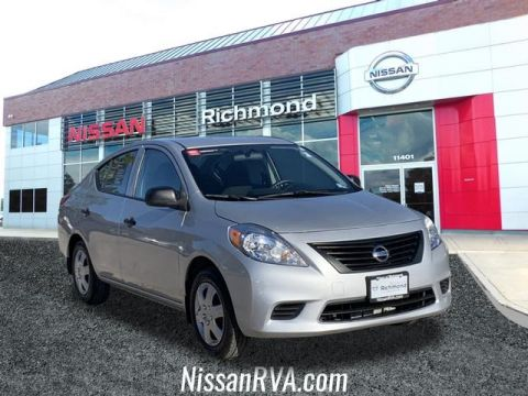 Pre-Owned 2014 Nissan Versa
