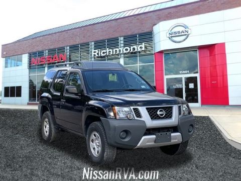 Pre-Owned 2015 Nissan Xterra S 4WD