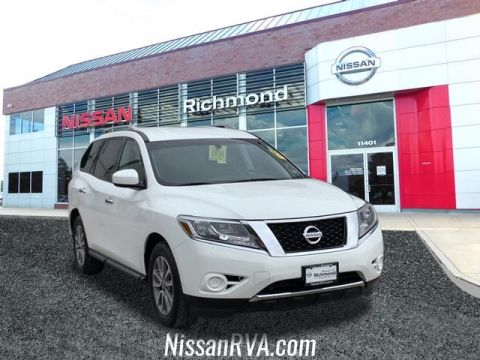 Pre-Owned 2016 Nissan Pathfinder FWD 4D Sport Utility