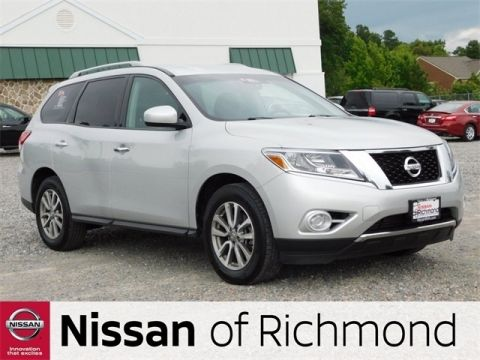 Pre-Owned 2016 Nissan Pathfinder S FWD 4D Sport Utility