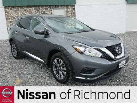 Pre-Owned 2015 Nissan Murano S