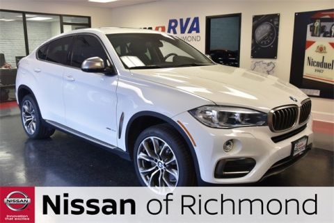 Pre-Owned 2016 BMW X6 xDrive35i AWD