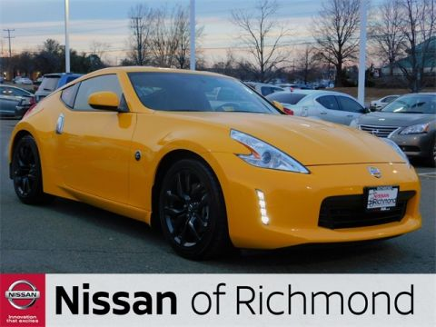 Certified Pre-Owned 2017 Nissan 370Z Touring RWD 2D Coupe