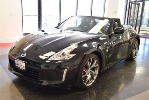 Pre-Owned 2017 Nissan 370Z Touring RWD 2D Convertible