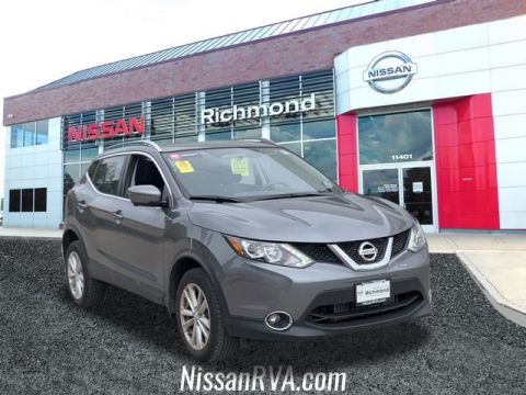 Pre-Owned 2017 Nissan Rogue Sport FWD 4D Sport Utility