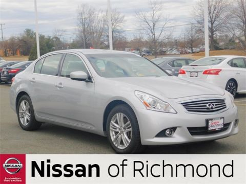 Pre-Owned 2013 INFINITI G37 X AWD