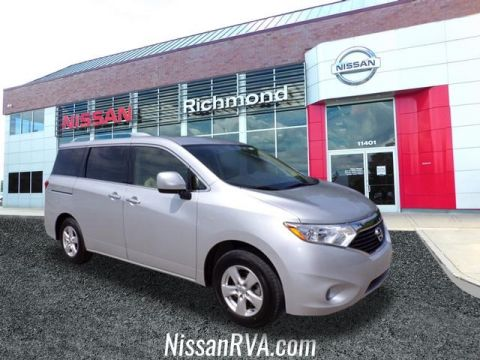 Pre-Owned 2017 Nissan Quest 3.5 SV