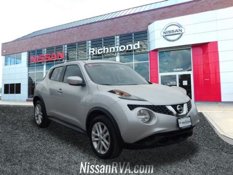 Pre-Owned 2017 Nissan Juke S FWD 4D Sport Utility