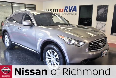 Pre-Owned 2010 INFINITI FX35 Base AWD