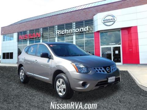 Certified Pre-Owned 2015 Nissan Rogue Select S