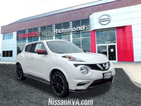 New 2016 Nissan Juke NISMO RS