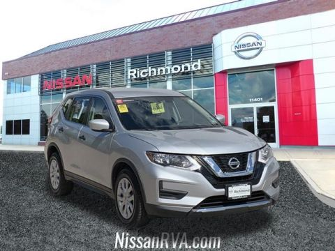 Pre-Owned 2017 Nissan Rogue S FWD 4D Sport Utility