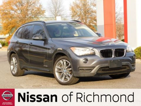 Pre-Owned 2014 BMW X1 sDrive28i RWD 4D Sport Utility