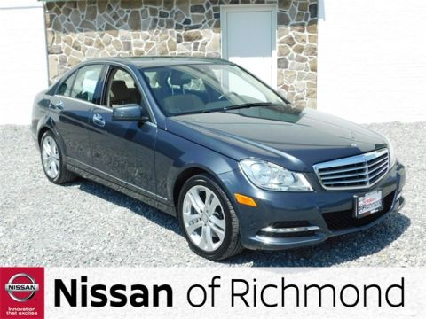 Pre-Owned 2014 Mercedes-Benz C-Class C 300 4MATIC 4D Sedan