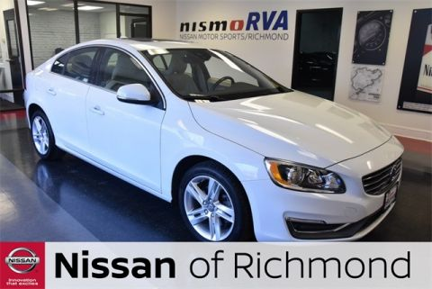 Pre-Owned 2015 Volvo S60 T5 Premier FWD 4D Sedan