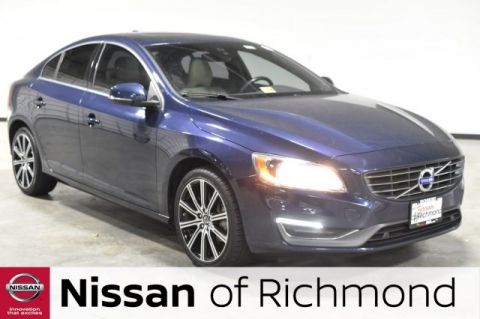 Pre-Owned 2015 Volvo S60 T6 FWD 4D Sedan